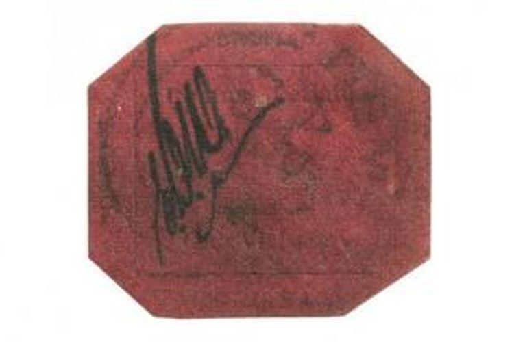 Inilah prangko langka buatan abad ke-19 yang sudah beberapa kali dijual dan selalu memecahkan rekor harga termahal.