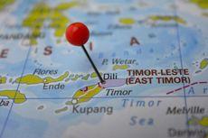 TNI Temukan Pakaian Bekas dari Timor Leste Disembunyikan Dalam Ranting, Hendak Diselundupkan ke Indonesia