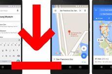 Cara Pakai Google Maps Tanpa Internet di Android
