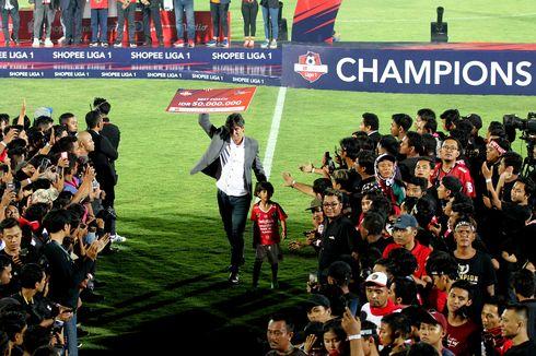 Untuk Liga Champions Asia, Bali United Terpaksa Ganti Pelatih