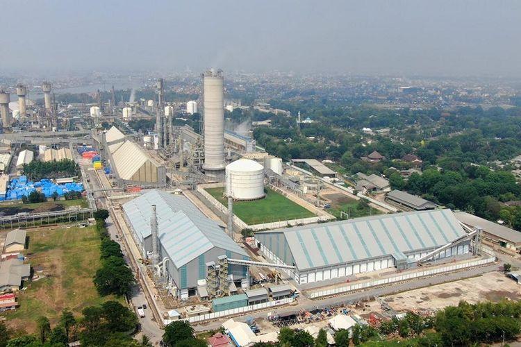 Pabrik Pupuk Indonesia.