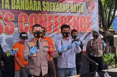 Polres Bandara Soekarno-Hatta Dalami Motif Mantan Polisi Selundupkan Amunisi Senjata Api
