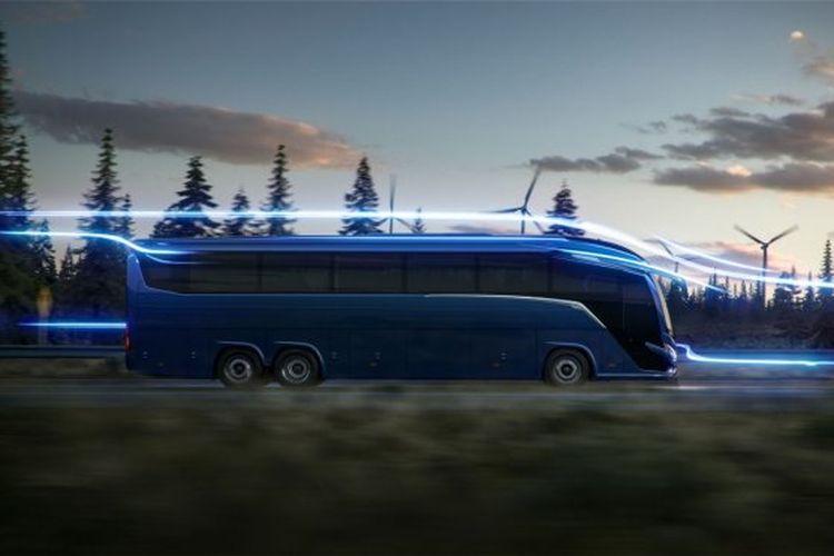 Bus Marcopolo Generation 8 Viaggio