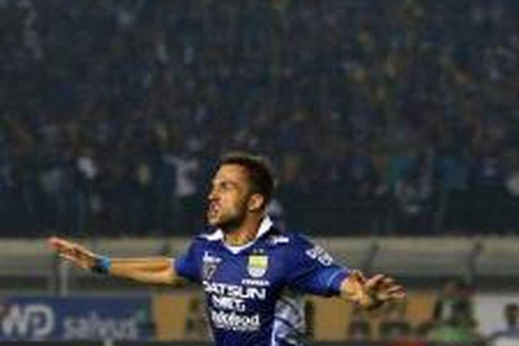 Striker Persib Bandung, Ilija Spasojevic.