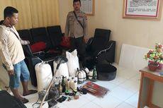 Tangkap Ikan dengan Bom, 4 Nelayan Ditangkap