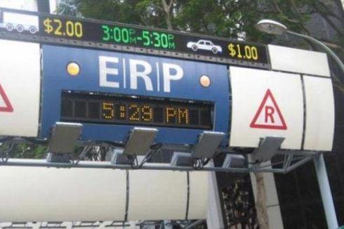 Pemprov DKI Anggarkan Rp 150 Miliar untuk Jalan Berbayar