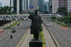 Patung Jenderal Sudirman, Dibangun Pakai Uang Urunan hingga Kontroversi Tangan Menghormat