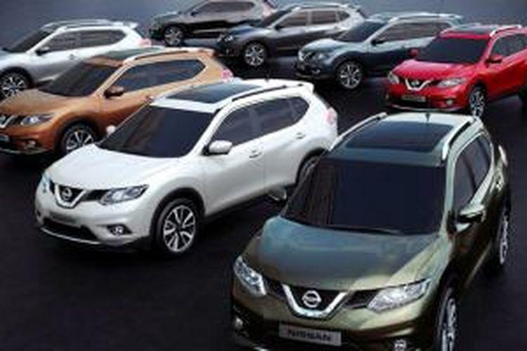Nissan All-New X-Trail dibidik menjadi tulang punggung lain Nissan Indonesia.