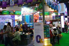 Aneka Diskon Tiket Pesawat Domestik di Astindo Jakarta Travel Fair