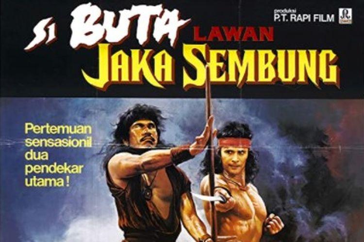 Film lawas Indonesia, Si Buta Lawan Jaka Sembung sudah dapat Anda tonton di Netflix. Membawa suasana perjuangan kemerdekaan Indonesia pada zamannya.