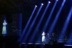 Jadi Artis Pembuka Konser Lukas Graham, Gisel Nyanyikan Indonesia Raya