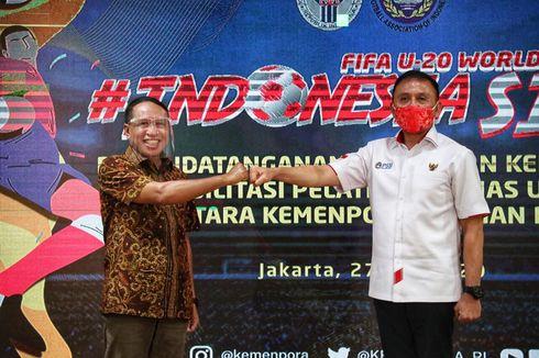 PSSI Dapat Anggaran Rp 50,6 Miliar dari Kemenpora untuk Timnas U19 Indonesia