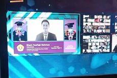 Curhat Mahasiswa Jalani Wisuda Online, Hampir Tertidur, Tali Toga Dipindahkan Orangtua