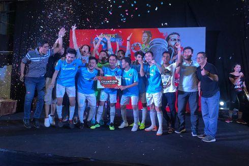 4 Tim DKI Raya Lolos Kualifikasi Regional Euro Futsal Championship 2019