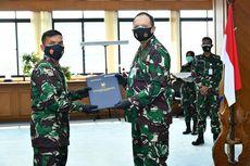 KSAU Terima Laporan Kenaikan Pangkat 6 Pati TNI AU