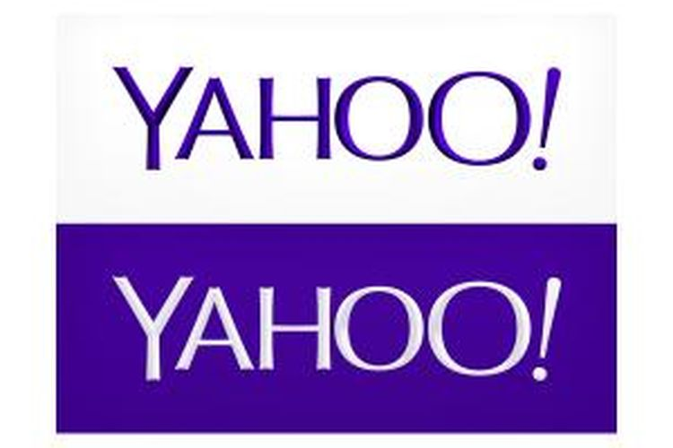 Logo baru Yahoo!