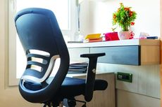 Panduan Memilih Kursi Ergonomis Agar WFH Nyaman dan Menyenangkan
