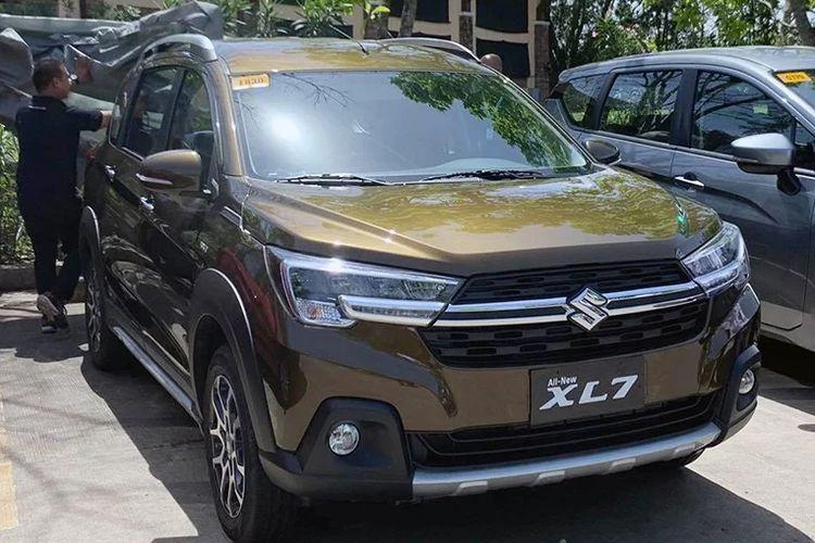 Suzuki XL7 di Filipina