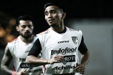 Gelandang Bali United Sebut Teco Pelatih yang Tegas