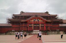 Sejarah Kastil Shuri Jepang Berusia 5 Abad, Hancur Berkali-kali Saat Masa Perang