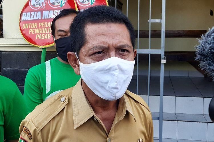 Kepala Dinas Perdagangan Solo Heru Sunardi.