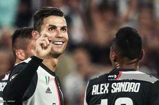 Cristiano Ronaldo soal Liga Champions: Ini Kompetisi Saya!