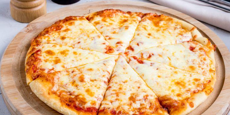 Cara Membuat Adonan Pizza Yang Empuk Dan Lembut