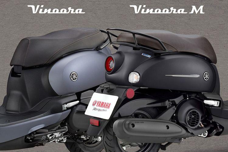 Yamaha Vinoora