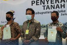 Pemerintah Targetkan Seluruh Bidang Tanah di Sultra Terdaftar 2025