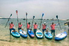 Tim Stand Up Paddle Indonesia Akan Ikuti Kejuaraan di Jepang