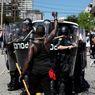 Update Situasi Demo George Floyd: Ditemukan Penjarahan Terorganisir