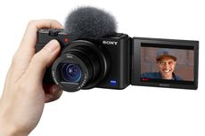 Sony Luncurkan Kamera Saku ZV-1 untuk Vlogger dan Influencer