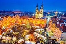 Liburan Natal, Kunjungi 12 Pasar Natal Paling Populer di Dunia
