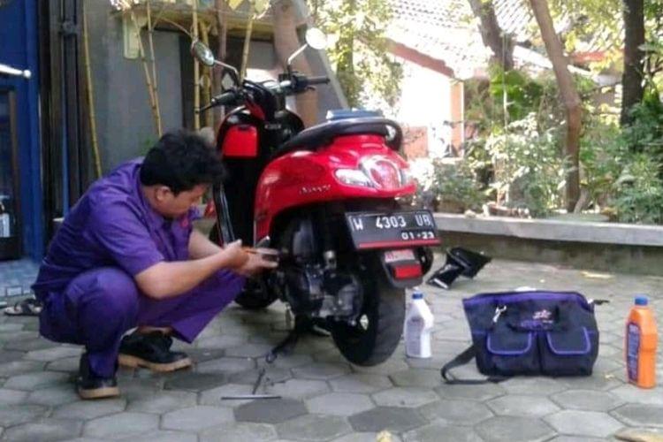 Layanan Online Teknisi (Oltek) di Jawa Timur