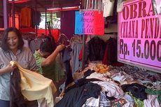 Takut Pakaian Bekas Disita, Pedagang Minta Perlindungan DPRD