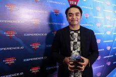 Dipha Barus Raih DJ of The Year di Paranoia Awards 2018