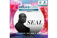 Seal dan Fatboy Slim Akan Tutup Pesta Euro 2020 di Mola TV