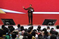 Jokowi Minta Menteri Cabut 40 Aturan Saat Terbitkan 1 Aturan