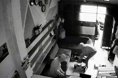 Video Viral Aksi Pencurian di Pondok Aren, Pelaku Gasak Suvenir dan 15 Hoverboard