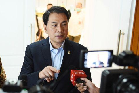 Wakil Ketua DPR Azis Syamsuddin Kecelakaan Sepeda di GBK