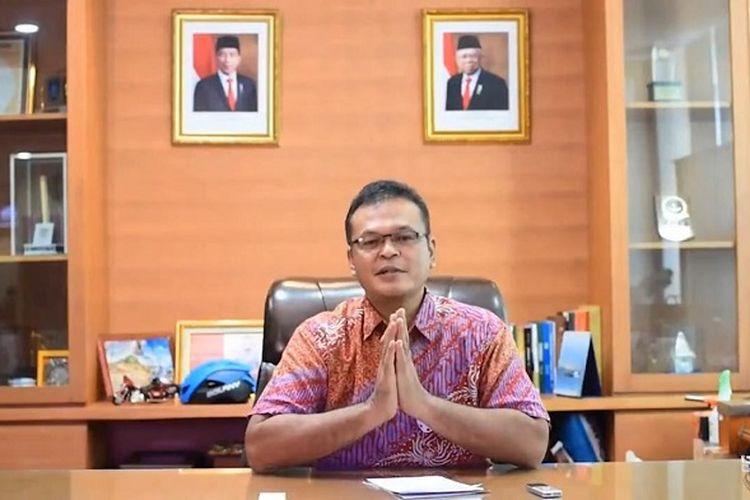 Kepala lembaga Administrasi Negara (LAN) Adi Suryanto.