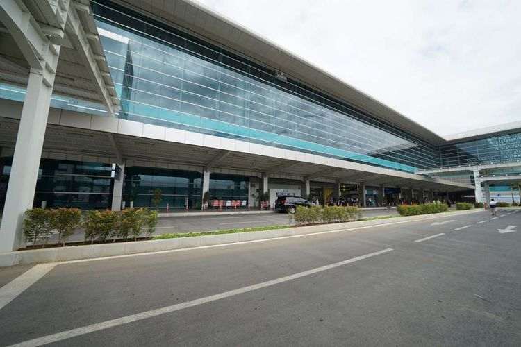 Bandara Internasional Yogyakarta (YIA).