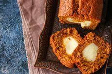Resep Pumpkin Bread dengan Krim Keju, Buat yang Bosan Banana Bread