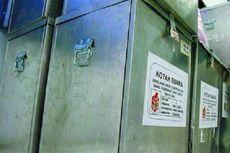 42 Kotak Suara dan dan 4 Botol Tinta yang Diterima KPU NTT Rusak