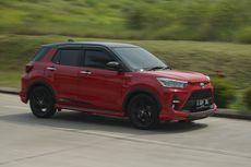 Minat Toyota Raize GR Sport CVT, Ini Biaya Perawatan sampai 100.000 km
