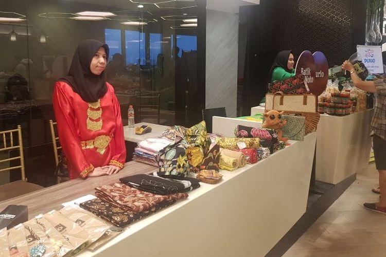 Pesona Bedulang Belitong Nusantara The Hidden Paradise  Universitas Podomoro, di Open Kitchen, Neo Soho Mall, Jakarta, Sabtu (29/2/2020) dan Minggu (1/3/2020).