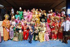 Meramu Busana Nusantara di Hari Sumpah Pemuda