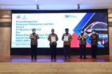 Lepas 20 Persen Saham Tol Semarang-Batang, Waskita Raup Rp 1,5 Triliun