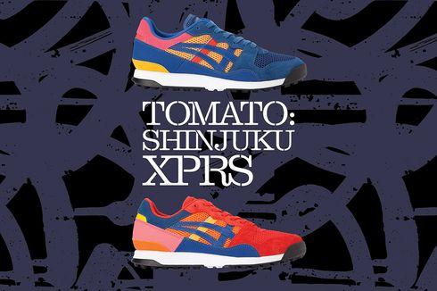 Warna dan Cahaya Shinjuku di Sepatu Onitsuka Tiger
