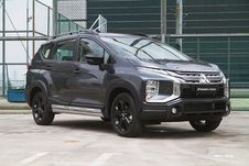 Mitsubishi Hadirkan Xpander Cross Rockford Fosgate Black Edition